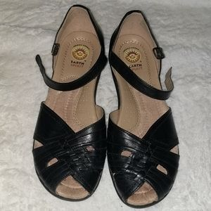 Earth spirit leather sandals